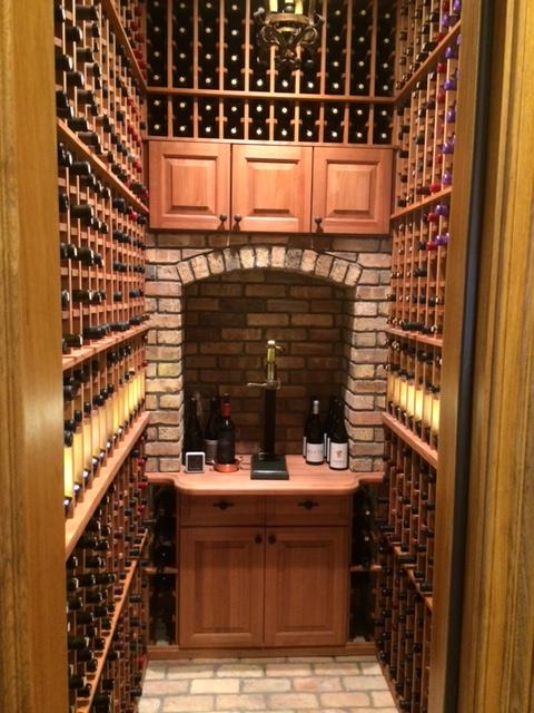 Wine Cellar Design Custom Designed Wine Cellars
