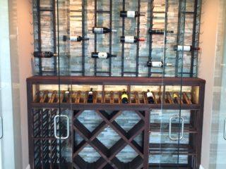 Lakewood Ranch Wine Cellar builder