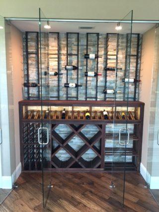 wine cellar mixed